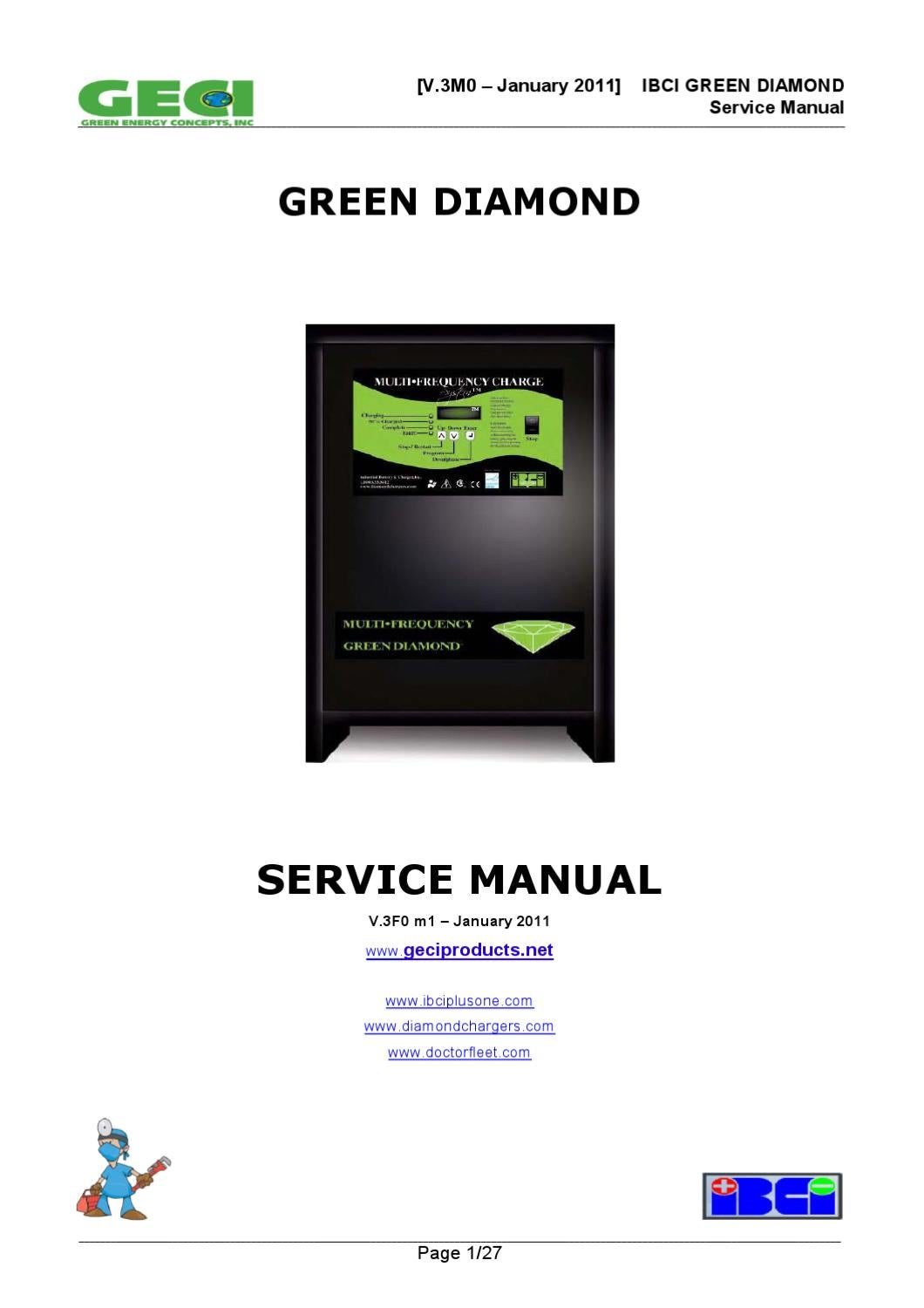 Manuale Green Bassi Srl By Issuu Battery Desulphation Progress Monitor