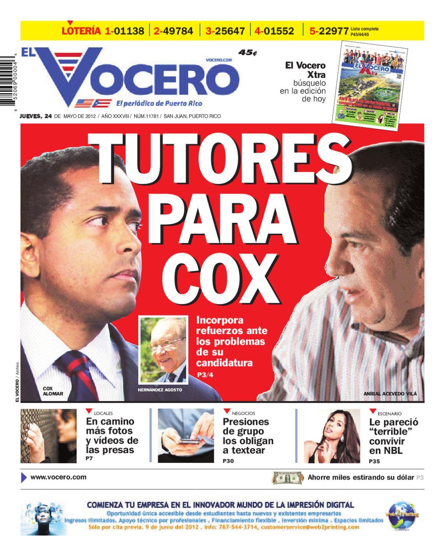 407f80248dfd El Vocero de Puerto Rico by El Vocero de Puerto Rico - issuu
