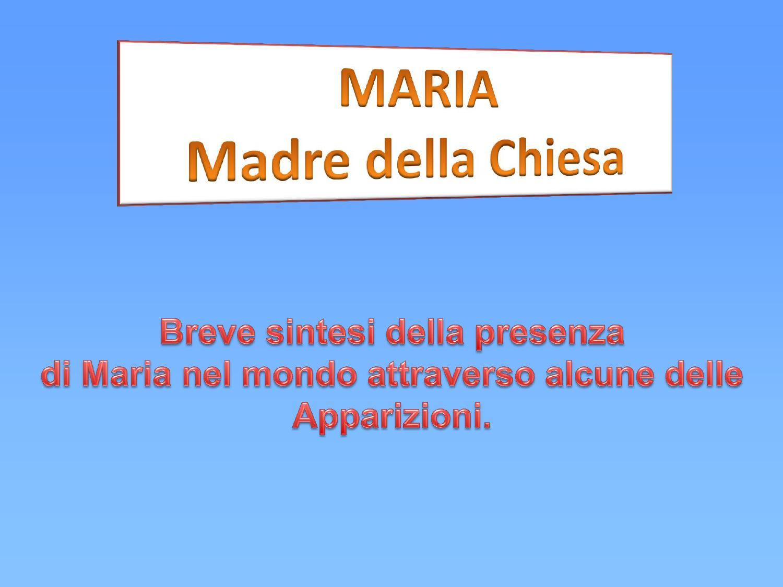 Maria madre della chiesa by de cillis rosolini issuu for Riparazione della cabina di log