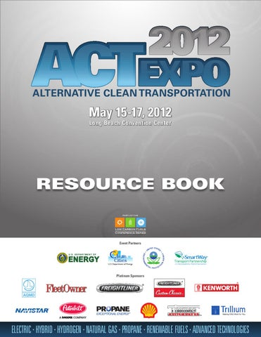 ACT Expo 2012 Resource Book by Tan Grimes - issuu 078386cc6