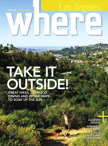 0e1fafe31c09 WHERE Los Angeles Magazine June 2012 by SoCalMedia - issuu