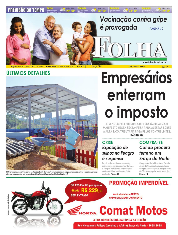 b140bbd037 folha o jornal by Folha do Vale - issuu