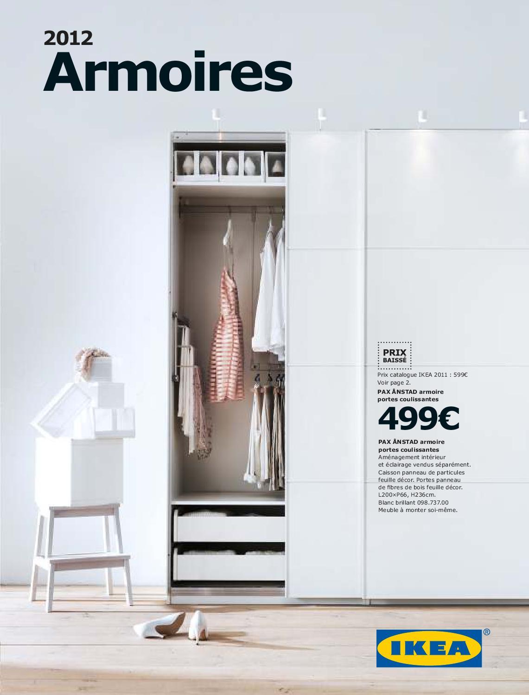 Ikea Tiroir Armoire Pax range_brochure_wardrobes_2012karim bennaceur - issuu