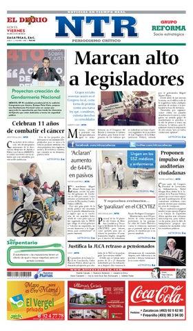 El Diario NTR by NTR Medios de Comunicación - issuu 5be9e919c35