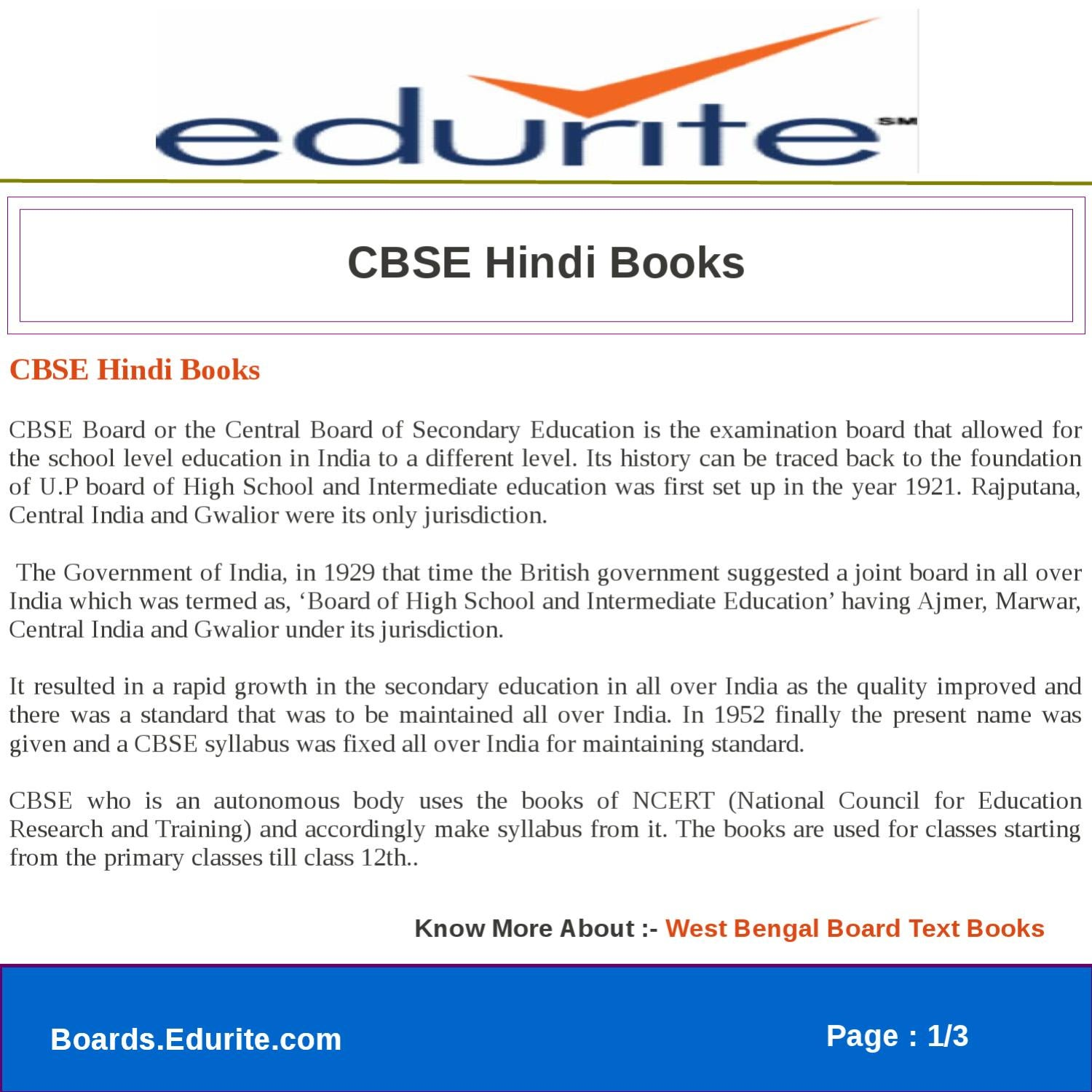 CBSE Hindi Books by deepak sharma - issuu