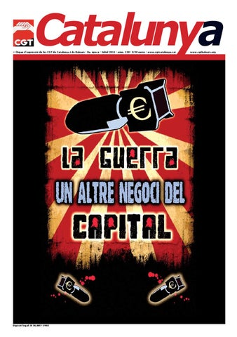 Catalunya-Papers 130 by Revista Catalunya CGT Catalunya - issuu 940a6ca033b