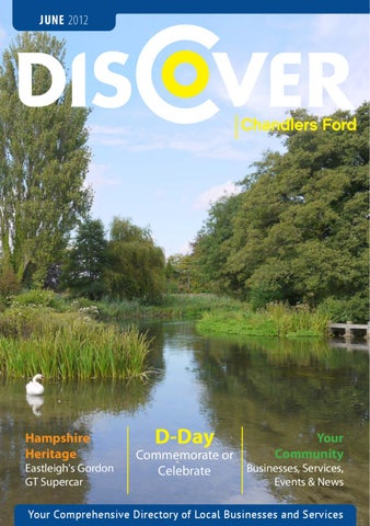 Discover Chandlers Ford June 12 by Tania Houston - issuu