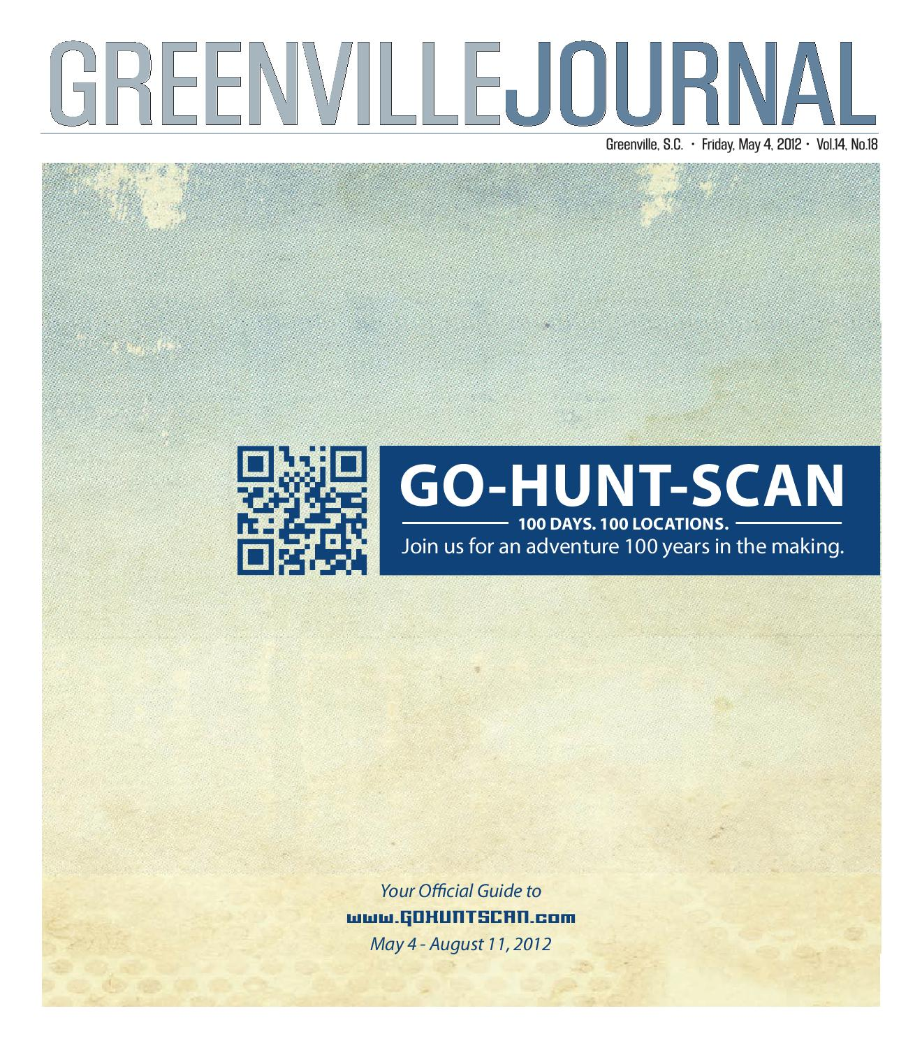 May 4, 2012 Greenville Journal by Community Journals - issuu