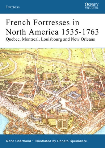 osprey fortress 027 french fortresses in north america