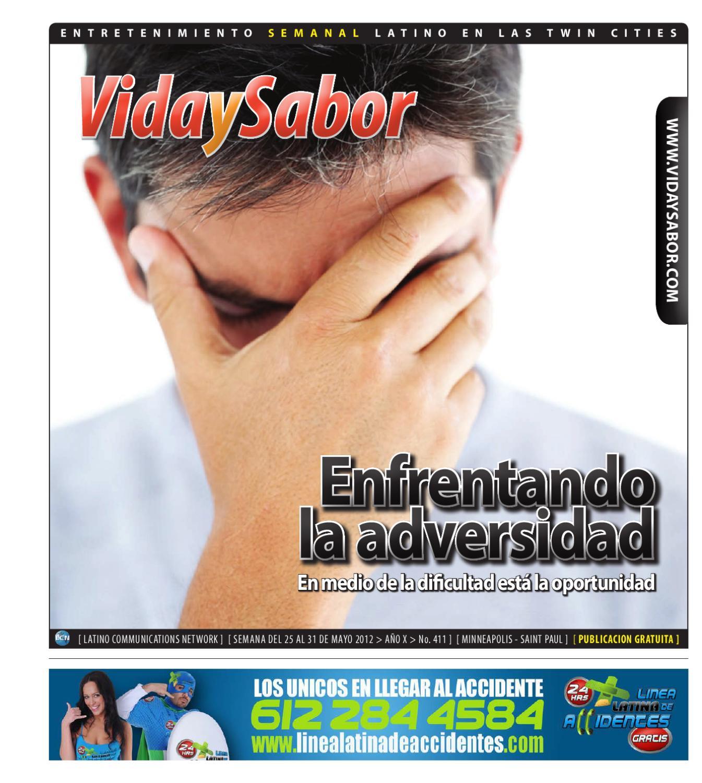 Vida y Sabor - 411 by Latino Communications Network LLC - issuu