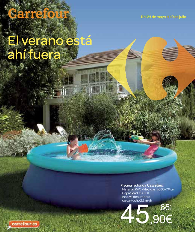 Catálogo Carrefour online de ofertas y precios de piscinas para el ...