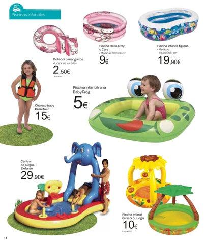 Cat logo carrefour online de ofertas y precios de piscinas - Carrefour piscinas desmontables catalogo ...