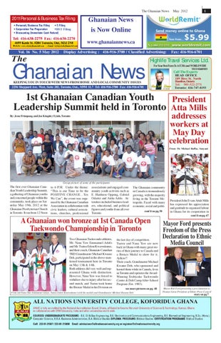 May 2012 - Ghanaian News by Emmanuel Ayiku - issuu