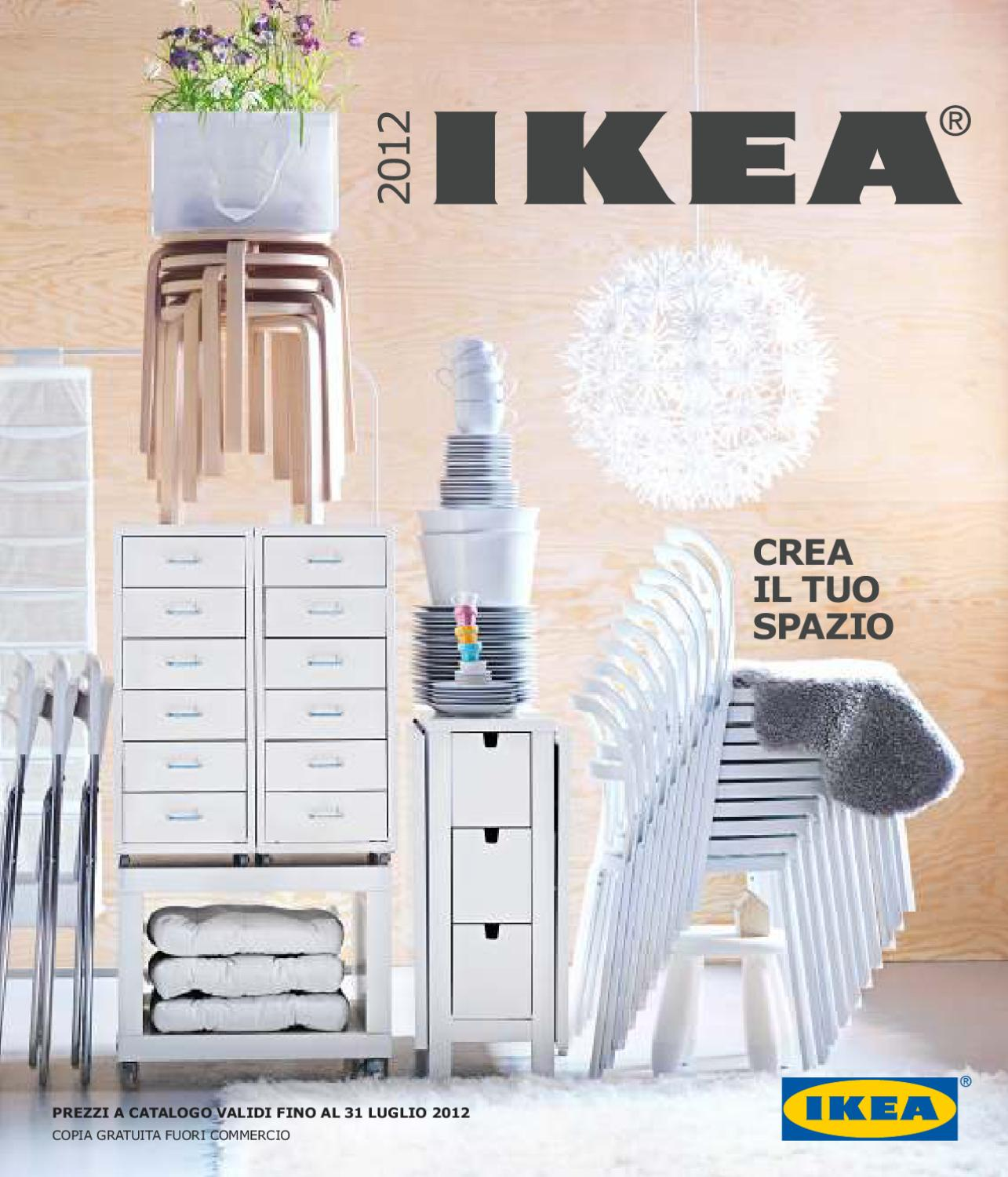 Catalogo ikea italia 2012 by issuu - Catalogo ikea 2015 italia ...