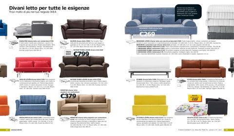Ektorp Divano Letto Misure.Catalogo Ikea Italia 2012 By Catalogopromozioni Com Issuu