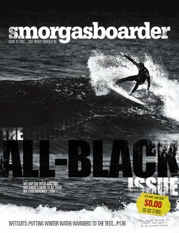 86bd6a736b Smorgasboarder 11 - Free Surfing Magazine by Smorgasboarder Magazine ...
