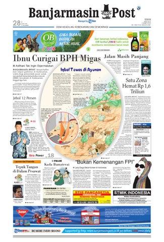 Banjarmasin Post edisi cetak Senin 28 Mei 2012 18576c2f84
