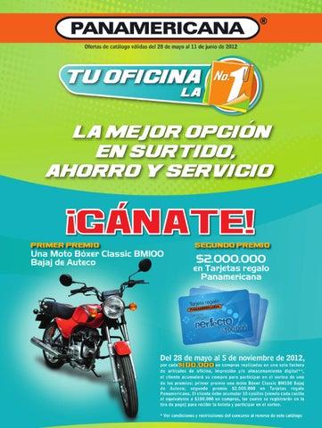 52136ca0d1a PANAMERICANA Tu Oficina la No.1 by Panamericana Vaya a la Fija - issuu