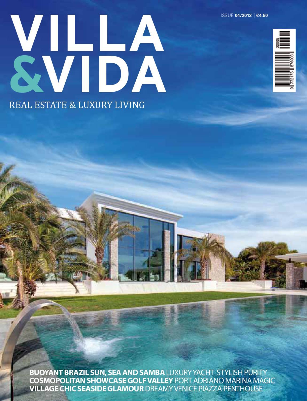 Villa y Vida Issue 4 by Mark McCafferty - issuu