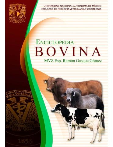 Enciclopedia Bovina UNAM by Wilson Guzmán - issuu