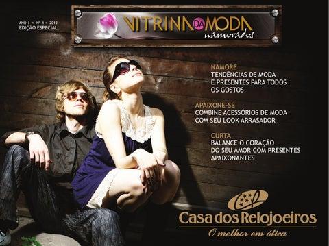 ff80fdbcd0 Casa dos Relojoeiros - Vitrina da Moda - Namorados 2012