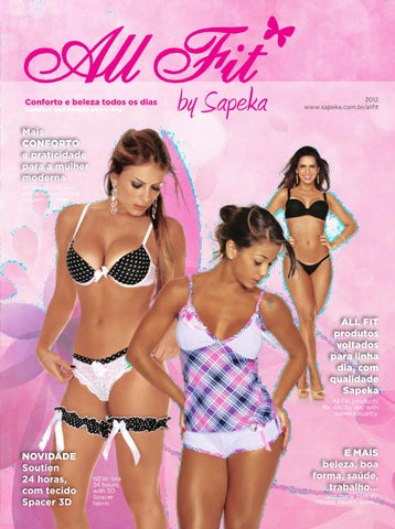 bf9b4c340 All Fit by Patricia Matos - issuu