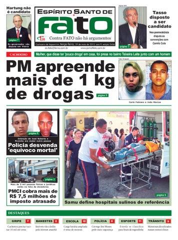 Edição 2.406 by Jornal Fato - issuu ef45daf1f1a8c