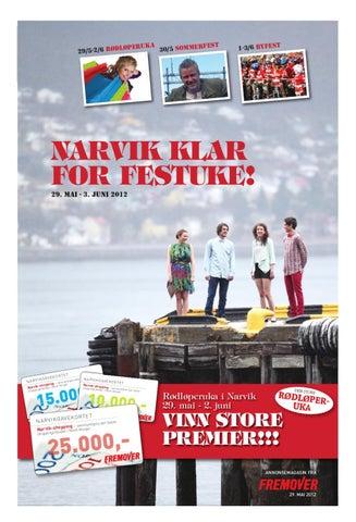 6fc877928156 Rødløperavisa 2012 by Fremover AS - issuu