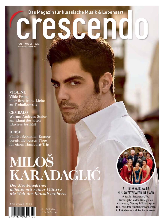 crescendo 4/2012, Standard Ausgabe Juni - August 2012 by crescendo ...