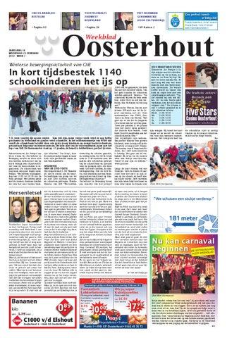 Weekblad Oosterhout B 15 02 2012 By Uitgeverij Em De Jong Issuu