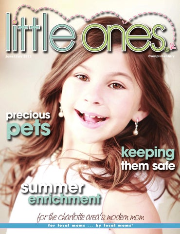 Little Ones Magazine June/July 2012 by idesign2inc - issuu