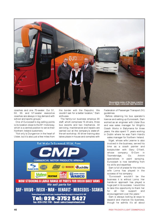 Irish Trucker magazine May 2012 by Lynn Group Media - issuu