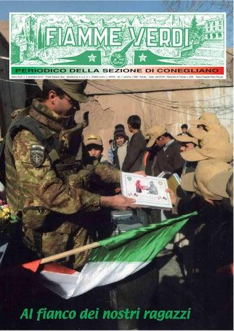 PERIODICO DELLA SEZIONE DI CONEGLIANO Anno XLIX n. 3 dicembre 2010 - Poste  Italiane Spa - Spedizione in a. p. D. L. 353 03 (conv. L. 46 04) - art. 9a76ebaa0d50