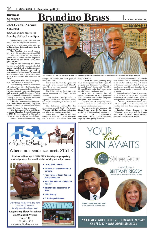 The Homewood Star June 2012 by Starnes Media - issuu