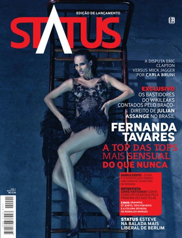 fe5b06c075 Revista Status 01 by Editora 3 - issuu