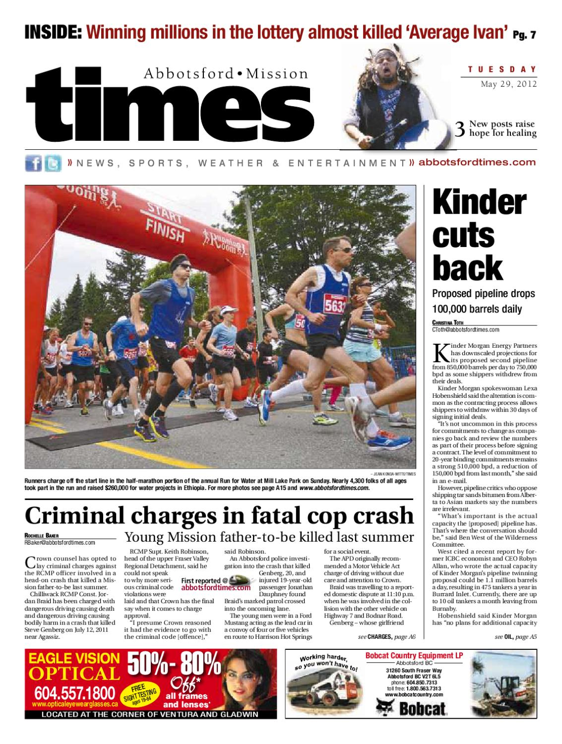 Abbotsford Times May 29 2012 by Glacier Digital - issuu