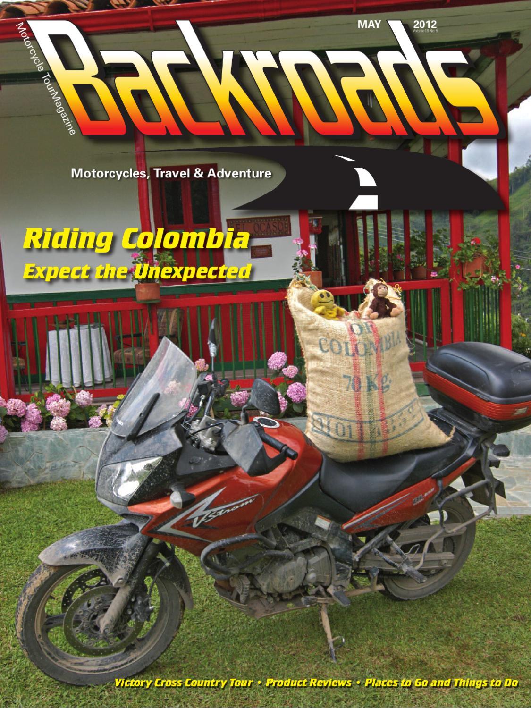 May 2012 by Backroads Magazine - issuu