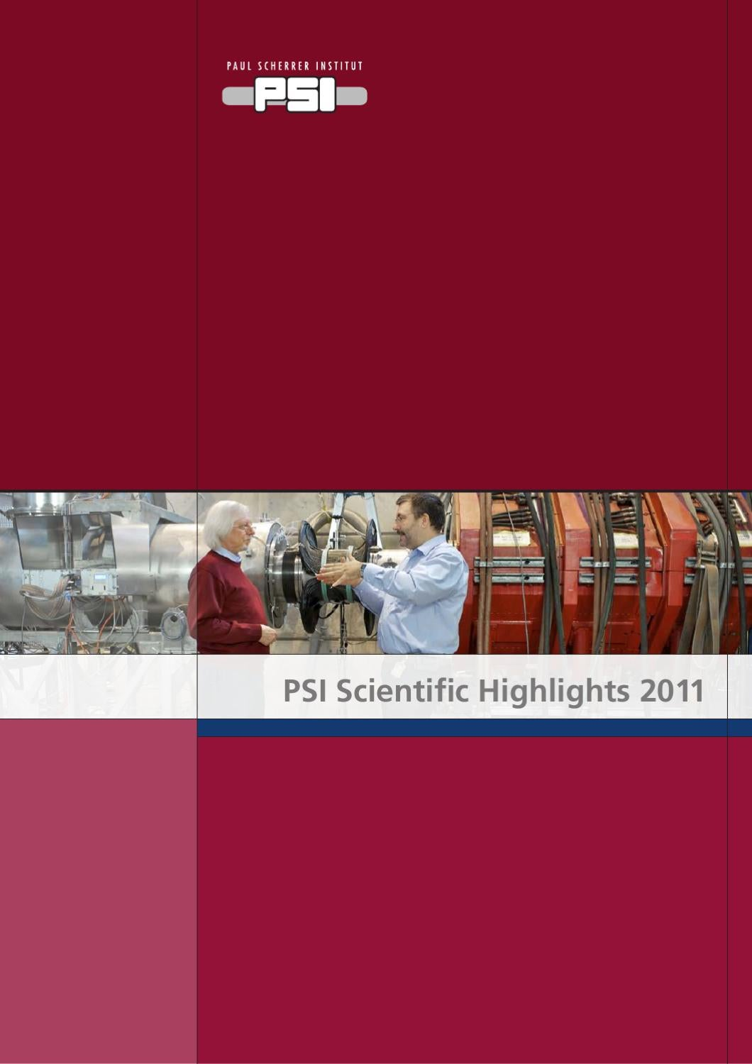 Scientific Highlights 2011 by Paul Scherrer Institut - issuu