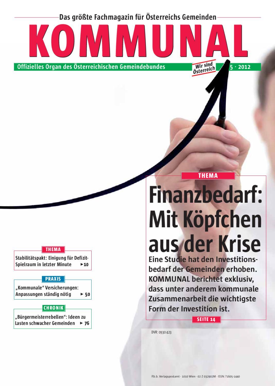 KOMMUNAL 5-2012 (PDF; 6,1 MB) by Gemeindebund - issuu