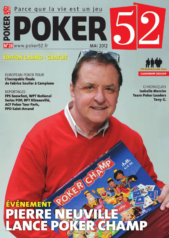 Poker52 n°28 éd cas-mai 2012 by Poker52 - issuu