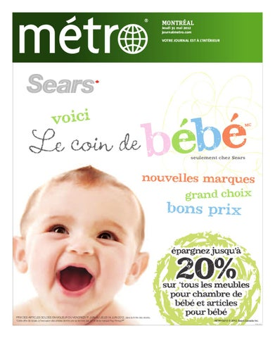 20120531 ca montreal by metro canada issuu for Meuble sears montreal