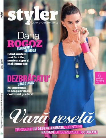 Styler Editia De Vara 2012 By 2bcom Think Team Issuu