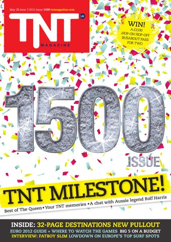 c33592242fce TNT Magazine   Issue 1500   Travel   Things to Do in London by TNT ...