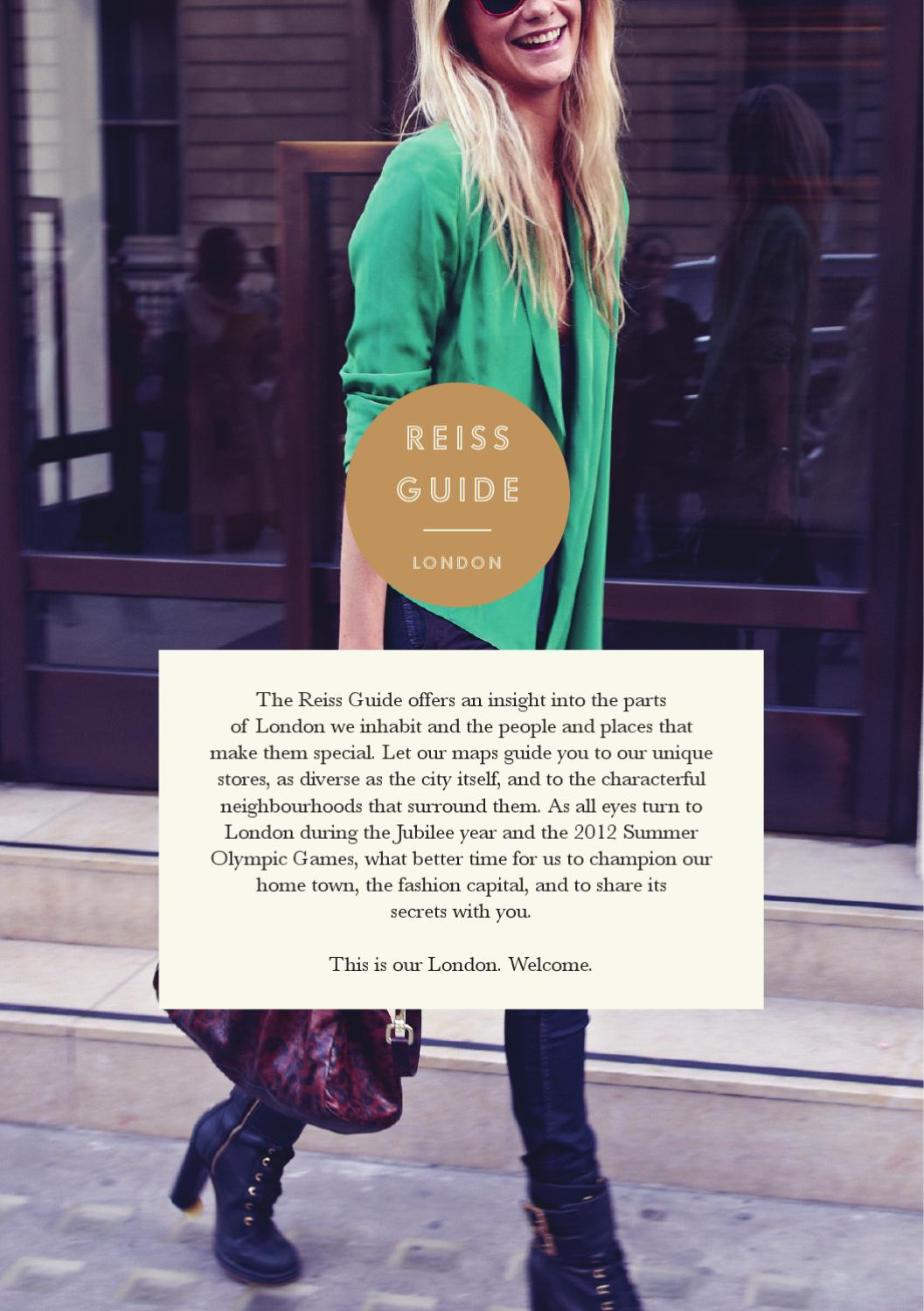 cdf68afe515 Reiss London Guide by REISS - issuu