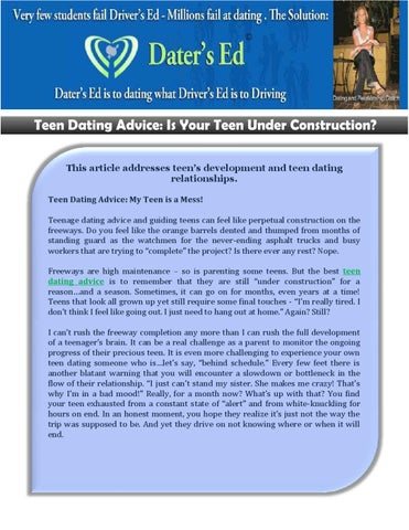 trip dating adviceoffice dating policy sample