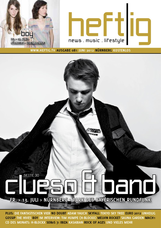 heft|ig Magazin Juni 2012 by Heftig Magazin - issuu