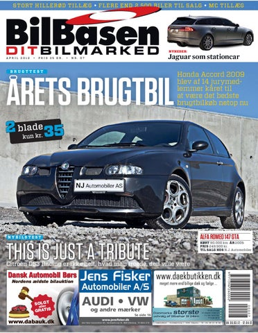 ad6d9dc3e59 BilBasen - Dit Bilmarked - April 2012 (7) by Lasse S - issuu