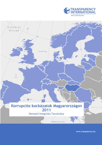 c638aa924b Hungary National Integrity System Assessment 2011 (Hungarian) by ...