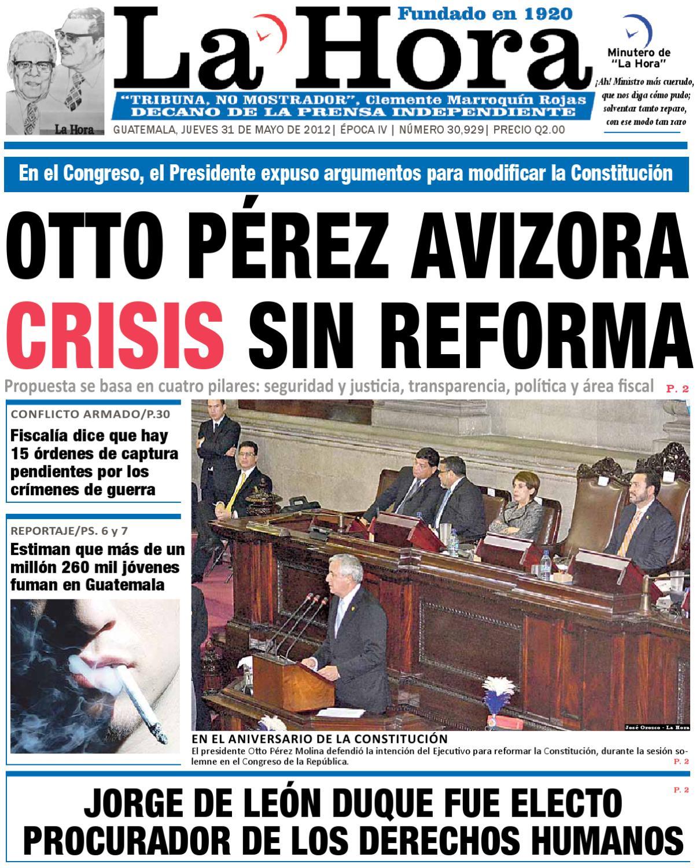 Diario La Hora 31-05-2012 by La Hora - issuu e67d5a5b2371d