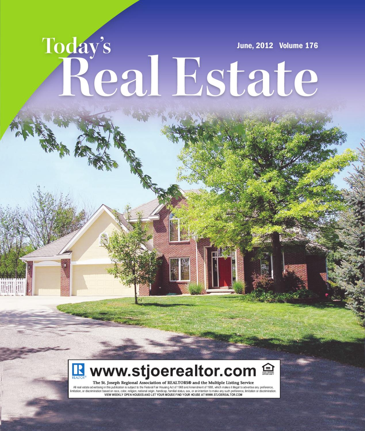 todays real estate june 2012 by npg newspapers issuu